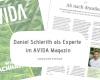 Daniel Schlerith gibt Expertentipps im AVIDA Magazin