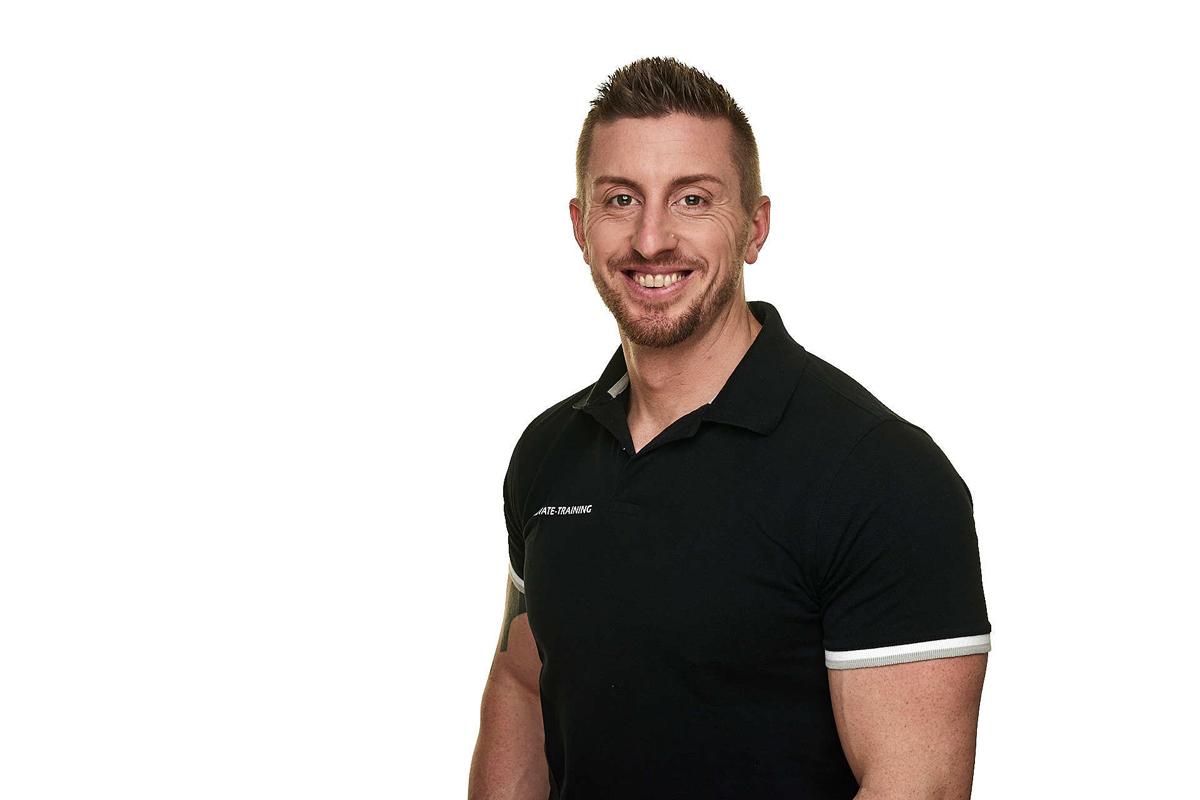 Personal Trainer Daniel Schlerith ist Gründer und Mastermind von PRIVATE-TRAINING
