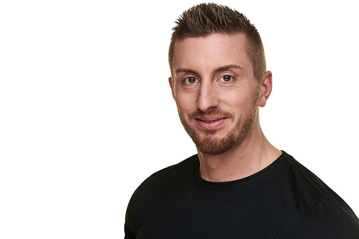 Personal Coach Daniel Schlerith von PRIVATE-TRAINING