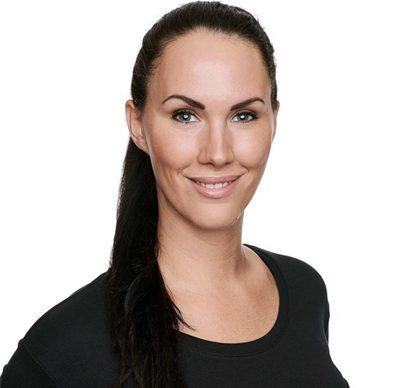 Personal Trainerin Jasmin Prucha